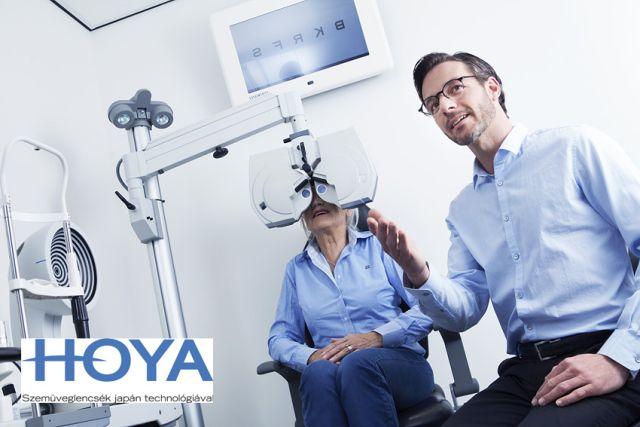 orvos látásvizsgálata